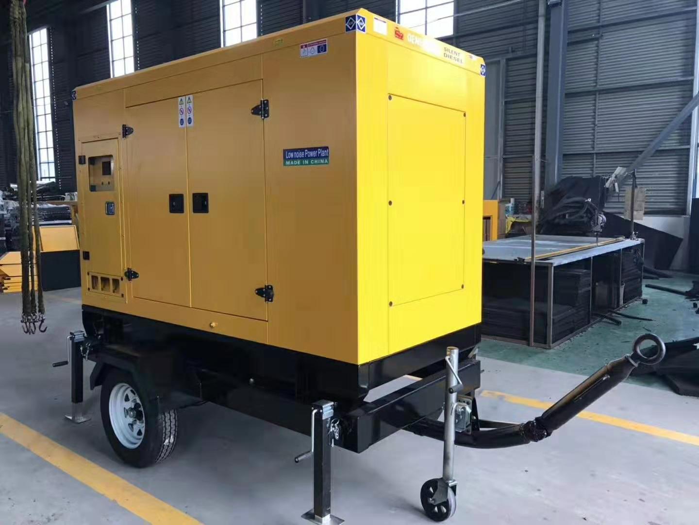 资讯篇:移动式柴油发电机组的使用操作技巧分享