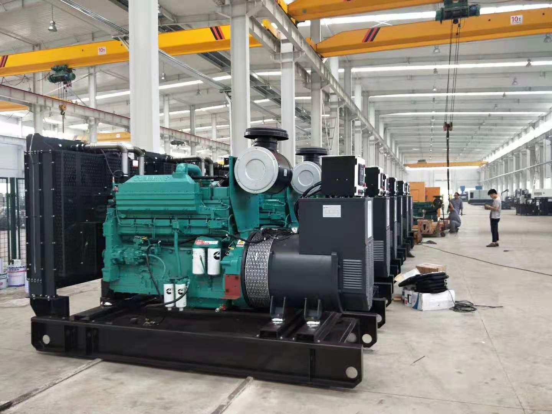 如何对柴油发电机组进行有效管理