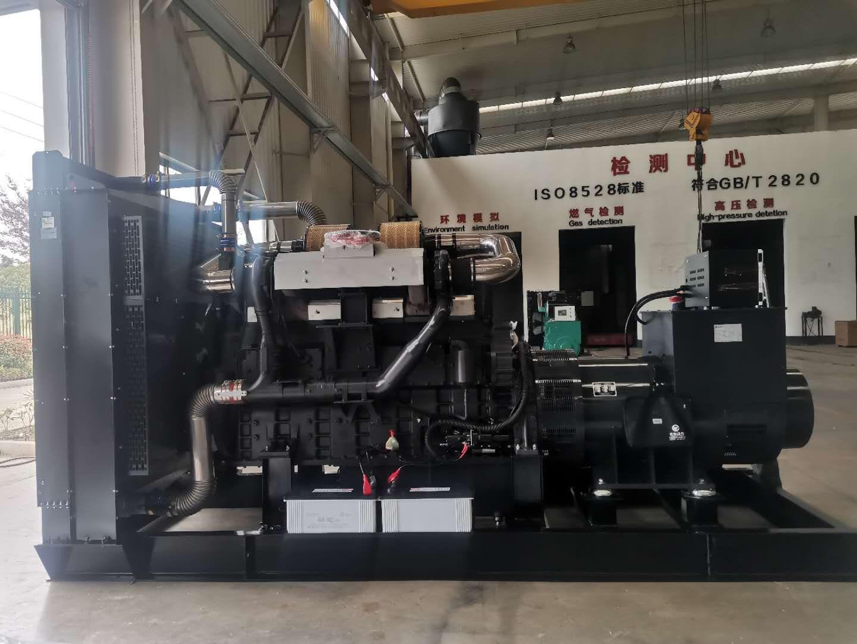 800KW标准型柴油发电机组,上柴股份系列,发往云南养殖基地
